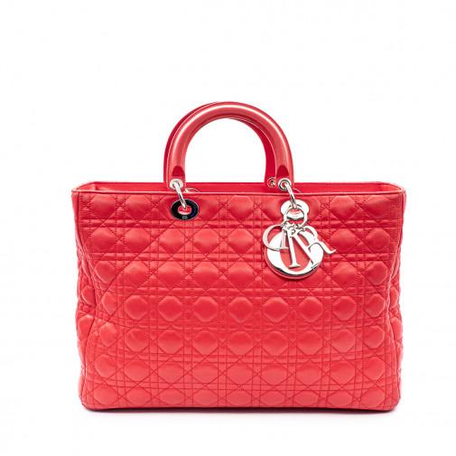 Sac Lady Dior Edition Limitée Jumbo