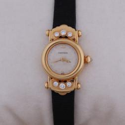 Reloj-joya redondo