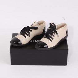 Zapatillas de piel de cordero talla 38
