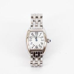 Reloj de señora Mini Curvex de acero