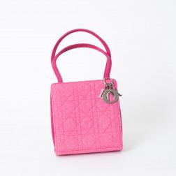 bolsa de cóctel Lady Dior edición limitada