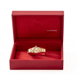 Reloj de mujer Rolex  Oyster Perpetual en oro amarillo 18k