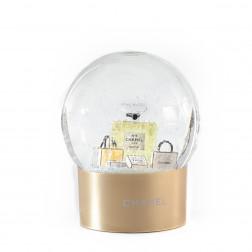 Bola de nieve Chanel N°5 Collector Navidad  2015