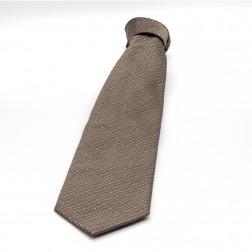 Corbata de sarga 100% seda