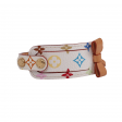 Bracelet Porte-adresse Monogram Multicolore