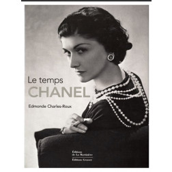 LE TEMPS CHANEL  Edmonde Charles-Roux