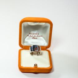 Anillo Candy de plata 925 y cornalina