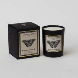 Vela perfumada MADAMA BUTTERFLY Cereza sakura y verbena segun l'Opéra de Puccini (Vendido en juegos de 2 velas)