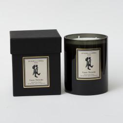 Vela perfumada 3 mechas - CASCANUECES Picea y Pan de especias inspirado del ballet de Tchaikovsky 1KG